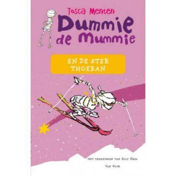 Boek Dummie De Mummie Deel 6