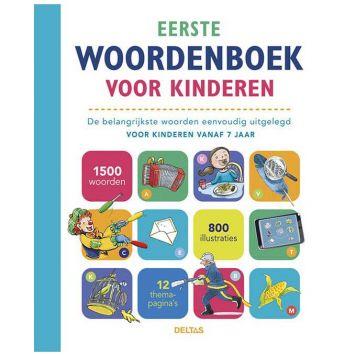 Boek Eerste Woordenboek Voor Kinderen
