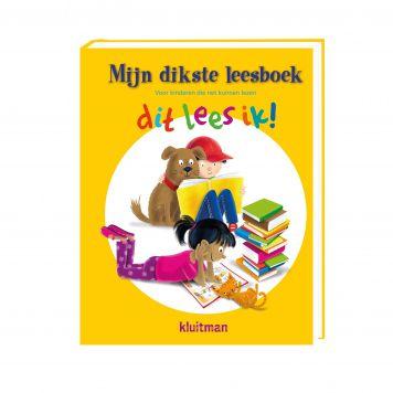 Boek AVI M3 Dit Lees Ik Verhalenbundel Mijn Dikste Leesboek