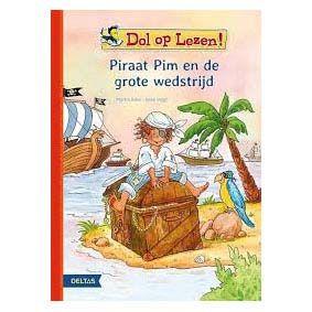 Boek Dol Op Lezen Piraat-Wedstrijd 6+