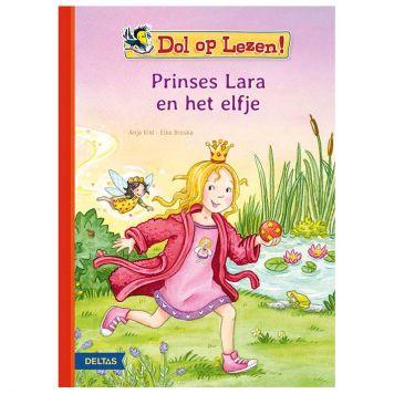 Boek Dol Op Lezen Prinses-Elfje 6+