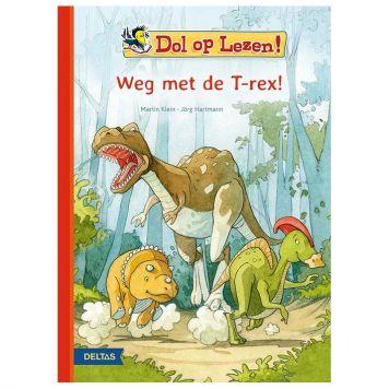 Boek Dol Op Lezen Weg Met T-Rex 6+