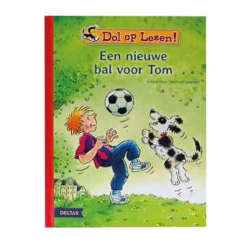 Boek Dol Op Lezen Een Nieuwe Bal Voor Tom