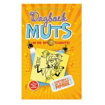 Boek Dagboek Van Een Muts 3 In De Spotlights