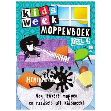 Kids Week Moppenboekje Deel 4