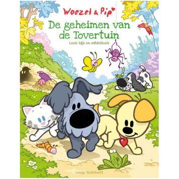 Boek Woezel & Pip De Geheimen  Van De Tovertuin