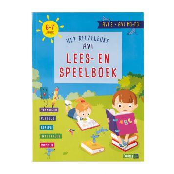 Het Reuzeleuke AVI Lees- En Speelboek