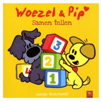 Boek Woezel & Pip Samen Tellen