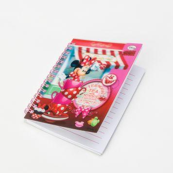 Notitieboekje Minnie A6