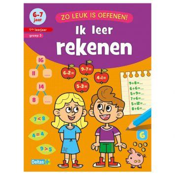 Boek Zo Leuk Is Oefenen - Ik Leer Rekenen (6-7 Jaar)