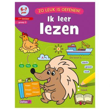 Boek Zo Leuk Is Oefenen - Ik Leer Lezen (6-7 Jaar)