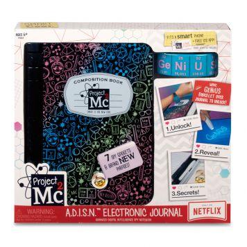 Dagboek Project MC2 A.D.I.S.N.
