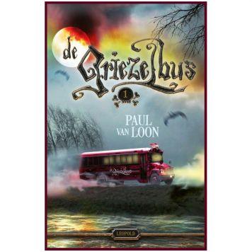 Boek Griezelbus (Paperback)
