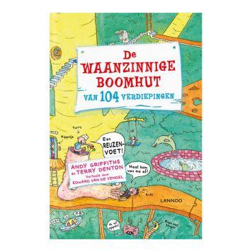 Boek De Waanzinnige Boomhut Van 104 Verdiepingen