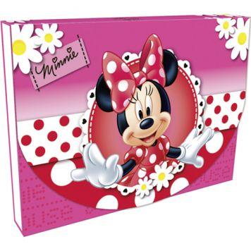 Notitieboek Minnie Mouse A6 Met Spiegel