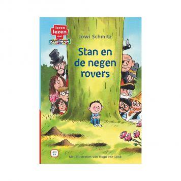 Boek AVI E4 Stan En De Negen Rovers Leren Lezen Met Kluitman