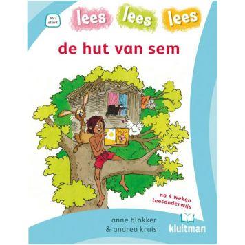Boek Lees Lees Lees Avi Start 2 De Hut Van Sem