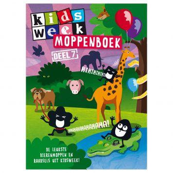 Kids week Moppenboekje Deel 7