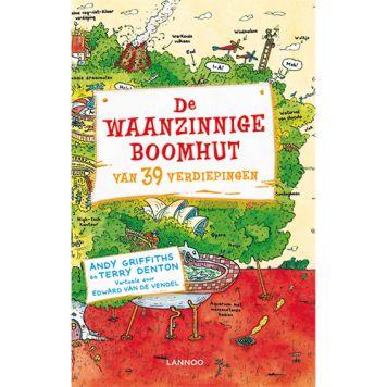 Boek De Waanzinnige Boomhut Van 39 Verdiepingen