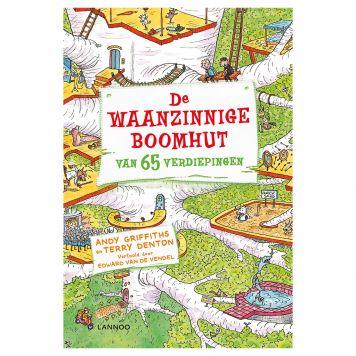 Boek De Waanzinnige Boomhut Van 65 Verdiepingen