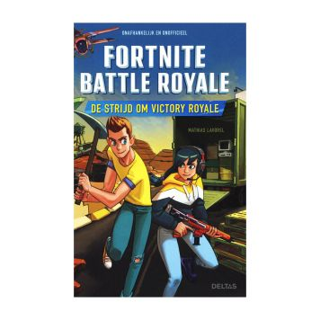 Boek Fortnite Battle Royale De Strijd Om Vicotory Royale