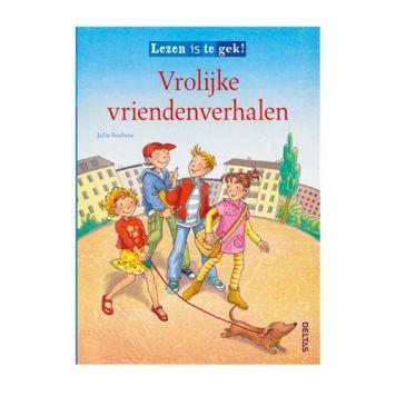 Boek Lezen Is Te Gek! Vrolijke Vriendenverhalen 7+
