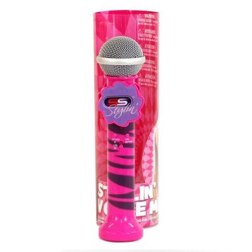 Microfoon Stylin Voice Roze