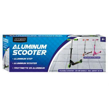 Step Aluminium Zwart Alert