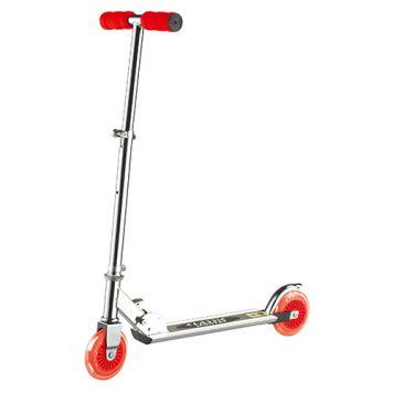 Scooter Aluminium Rood