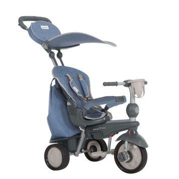 Driewieler Smart Trike Voyager Blauw