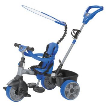 Driewieler Little Tikes 4 In 1 Blauw