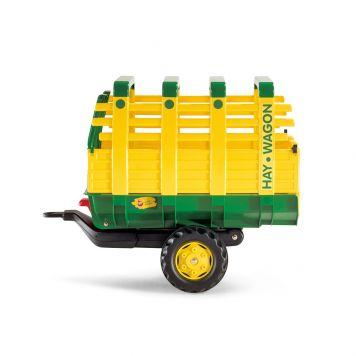 Aanhanger Rolly Toys Hooiwagen