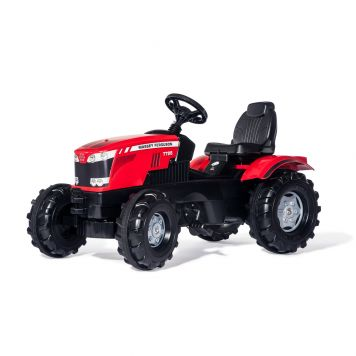 Traptractor Rolly Toys Massey Ferguson 8650