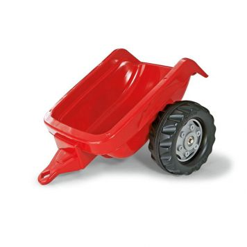 Aanhanger Rolly Toys Rood