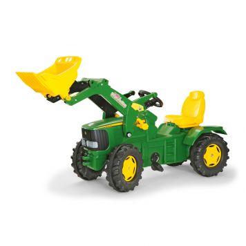Tractor X-Trac Groen Met Lader