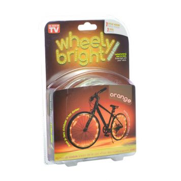Wheely Bright Oranje 1 Stuk