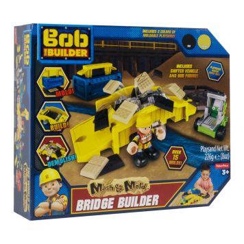 Bob The Builder Mash & Mold Spring '17 Set