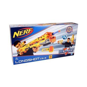 Nerf N-Strike Long Shot CS-6 Blaster