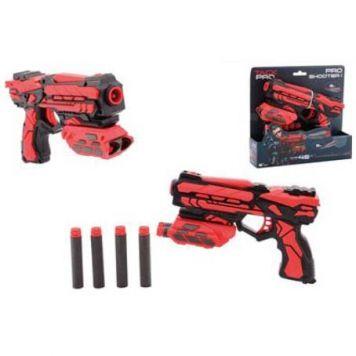 Tack Pro Shooter 1 Met 6 Darts 18 Cm