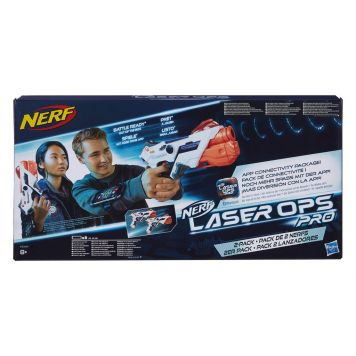 Nerf Laser Ops Alphapoint Two Pack