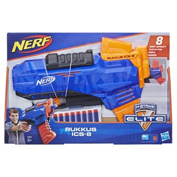 Nerf N-Strike Elite Rukkus ICS8