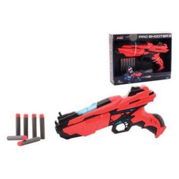 Tack Pro Shooter 3 Met 6 Darts Met Licht 29 Cm