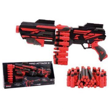 Tack Pro Attack 3 Met 40 Darts 50 Cm