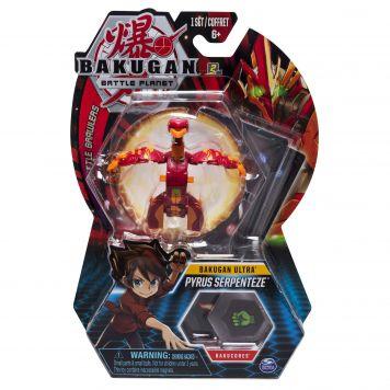 Bakugan Deluxe Ball Pack Assorti