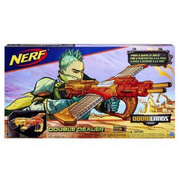 Nerf Doomlands Double Dealer