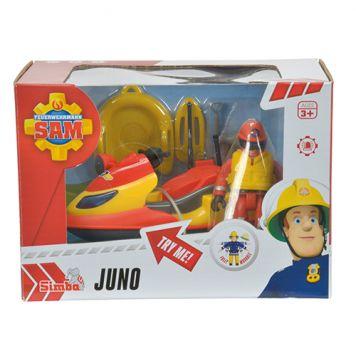Speelset Brandweerman Sam Jet Ski Met Figuur