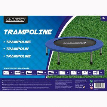 Trampoline Fitness 96 Cm Alert
