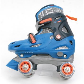 Rolschaats Blauw Maat 30-33