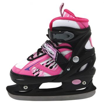 Inline Skate/Schaats Roze 31-34 Abec 7