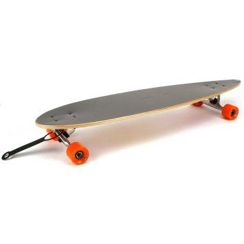 Skateboard Long Hout 97 Cm ABEC 7 Alert